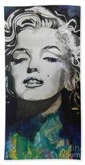 Marilyn Monroe..2 Beach Sheet