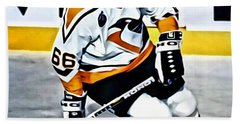 Mario Lemieux Beach Sheet