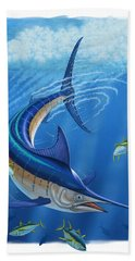 Marlin Beach Towel