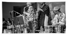 Marshall Allen And Danny Davis Beach Towel