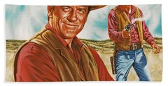 Marshall Mat Dillon Beach Towel