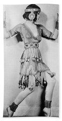 Martha Graham (1894-1991) Beach Towel by Granger