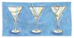 Martini Lunch Beach Sheet