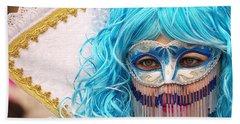 Mask Beach Sheet