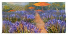 Matanzas Winery Beach Towel