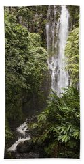Maui Waterfall Beach Sheet