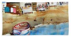 Mauricio's Village - Beach Huts Beach Towel