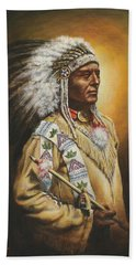 Medicine Chief Beach Towel