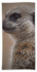 Meerkat 9 Beach Towel