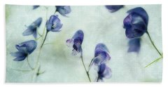 Memories Of Spring Beach Towel by Priska Wettstein
