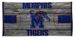 Memphis Tigers Beach Towel