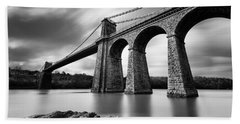 Menai Suspension Bridge Beach Sheet