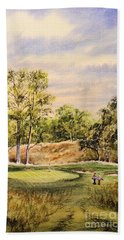 Merion Golf Club Beach Towel