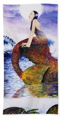 Mermaid Love Beach Towel