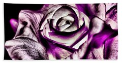 Mesmerizing Rose Beach Towel