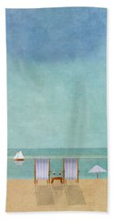 Mgl - Bathers 02 Beach Towel