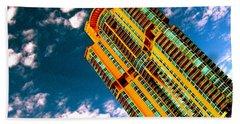 Miami South Pointe Highrise Beach Sheet