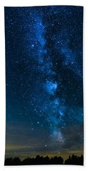 Milky Way Cherry Springs Beach Sheet
