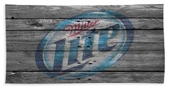 Miller Lite Beach Towel