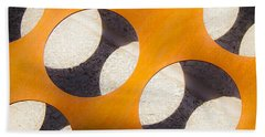 Mind - Hemispheres  Beach Towel by Steven Milner