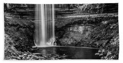 Minnehaha Falls Beach Sheet