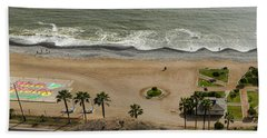Miraflores Beach Panorama Beach Sheet
