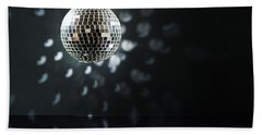 Mirrorball Beach Towel