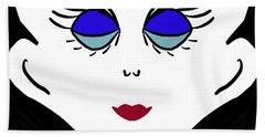 Miss Jones Beach Towel