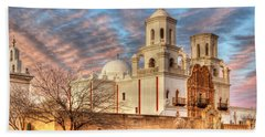 Mission San Xavier Del Bac 2 Beach Towel
