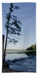 Mississippi Headwaters Beach Towel