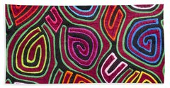 Mola Art Beach Towel