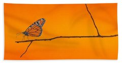Monarch Beach Towel