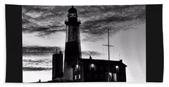Montauk Point Beach Towel