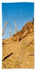 Moon And Dunes Beach Sheet