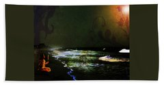 Hope In The Darkness Beach Towel