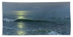 Moonrise Beach Towel