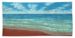 Moonset B Beach Sheet