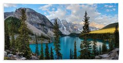 Moraine Beach Towel by David Andersen