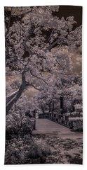Morikami Gardens - Bridge Beach Towel