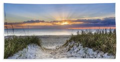 Morning Blessing Beach Sheet