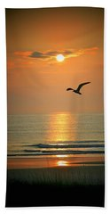 Morning Comes  Beach Towel
