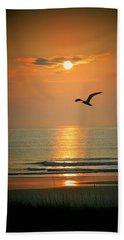 Morning Comes  Beach Sheet