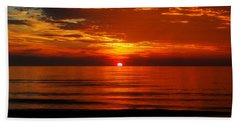 Morning Glory Beach Sheet