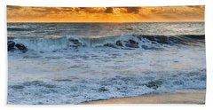 Morning Rays Beach Towel