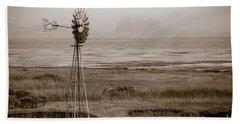 Morro Bay Windmill Beach Sheet