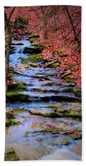 Mossy Creek Beach Towel