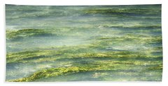 Beach Sheet featuring the photograph Mossy Tranquility by Melanie Lankford Photography