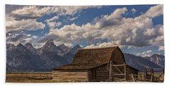 Moulton Barn - Grand Teton National Park Wyoming Beach Towel