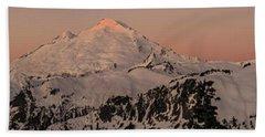 Mount Baker Majestic Beach Towel
