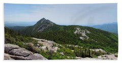 Mount Chocorua From The Sisters Beach Towel